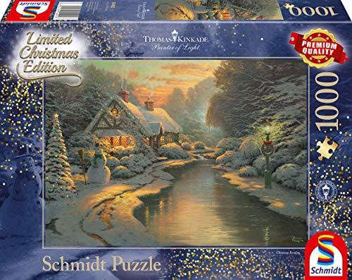 Schmidt Spiele Puzzle 59492 Thomas Kinkade, Am...