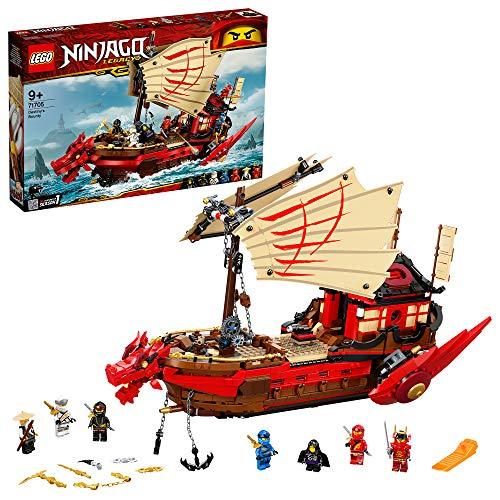 LEGO 71705 NINJAGO Legacy Ninja-Flugsegler...