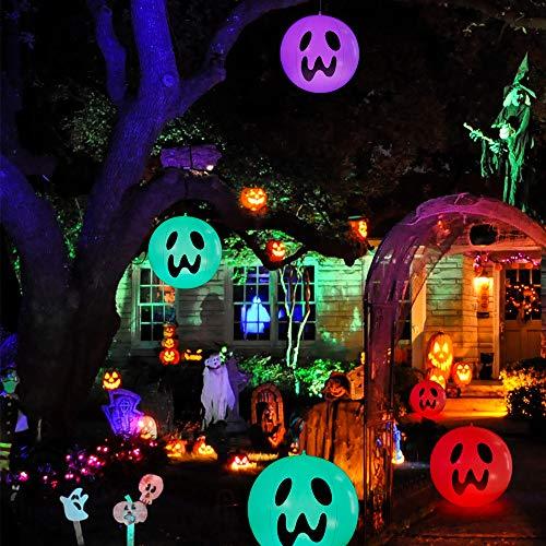 Halloween Deko Aufblasbar, WeyTy Halloween Geist...