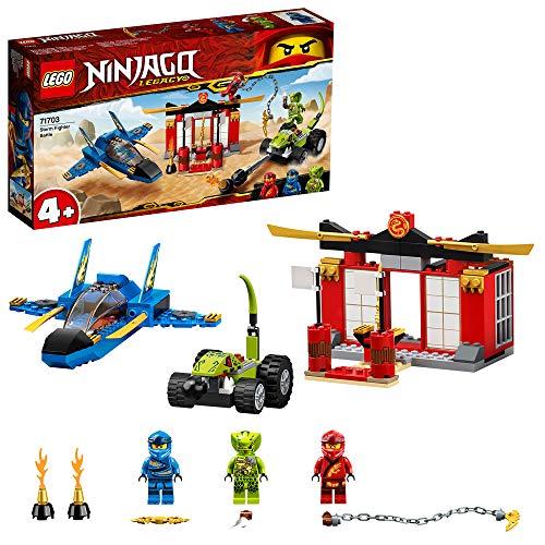 LEGO 71703 NINJAGO Legacy 4+ Kräftemessen mit dem...