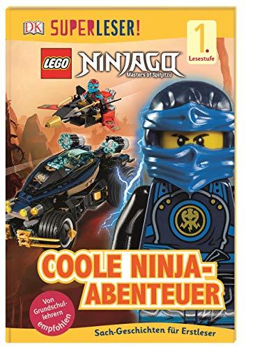 SUPERLESER! LEGO® NINJAGO® Coole...