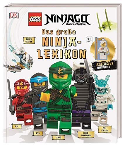LEGO® NINJAGO® Das große Ninja-Lexikon: Mit...