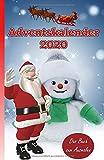 Adventskalender 2020 Das Buch zum Ausmalen: Dieser außergewöhnliche Adventskalender verkürzt die Wartezeit auf Weihnachten, fördert die Kreativität und bringt Farbe in die Vorweihnachtszeit.