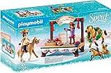 PLAYMOBIL DreamWorks Spirit 70396 Weihnachtskonzert, Ab 4 Jahren