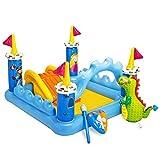 Intex Fantasy Castle Play Center - Kinder Aufstellpool - Planschbecken - Schloss - 185 x 152 x 107 cm - Für 3+ Jahre