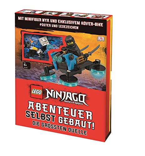 LEGO® NINJAGO® Abenteuer selbst gebaut! Die...