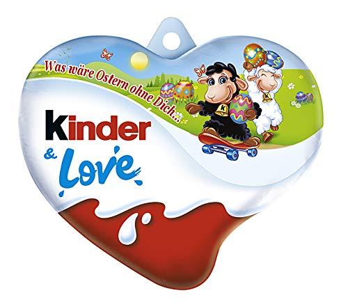 Kinder & Love Herz zu Ostern, 37 g