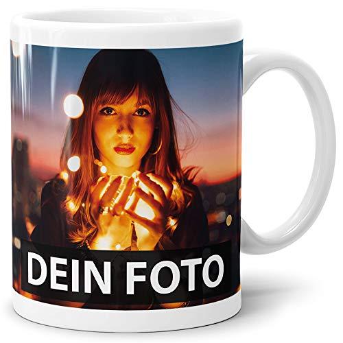 Print Royal Foto-Tasse zum selbst gestalten mit...