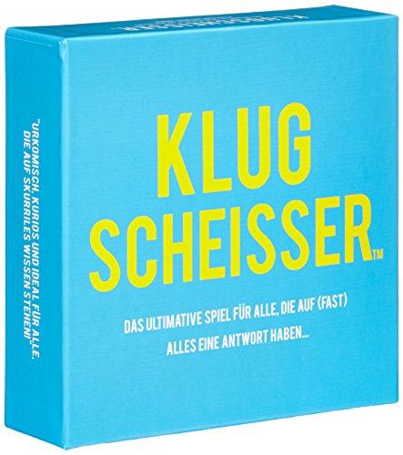 KLUGSCHEISSER - das ultimative Spiel für alle,...