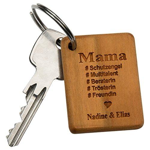 Schlüsselanhänger- Beste Mama: Schlüsselbund...