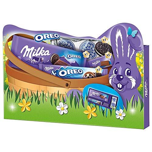 Milka & OREO Geschenkbox Ostern 1 x 182g,...