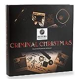 Peters Adventskalender 'Criminal Christmas', 1er Pack (1 x 255 g) Ein ganz besonderes Geschenk für die Adventszeit