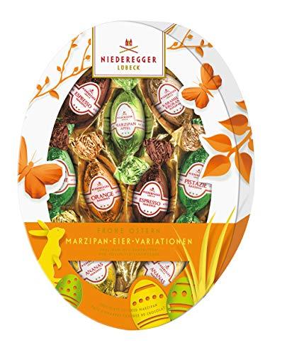 Niederegger Marzipan Eier Variationen, 6 fach...