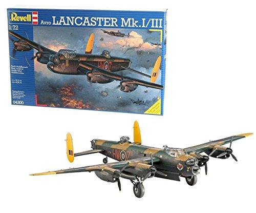 Revell REV-04300 Flugzeugbomber Avro Lancaster...