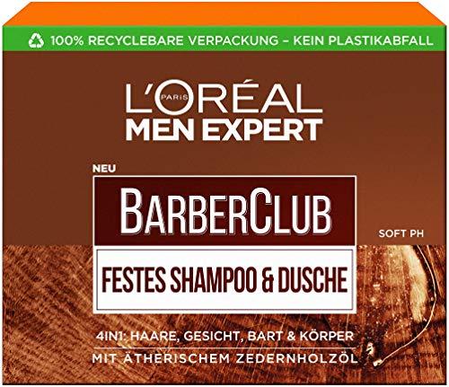 L'Oréal Men Expert Barber Club Festes Shampoo,...