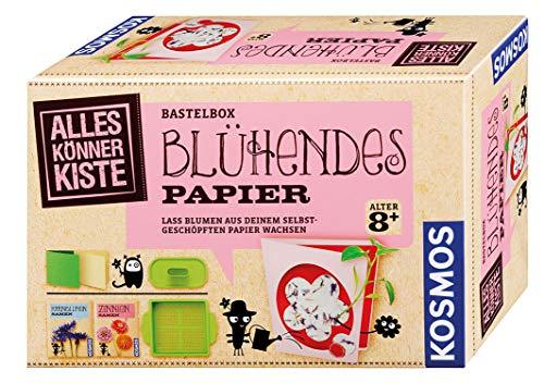 KOSMOS 604202 AllesKönnerKiste Blühendes Papier....