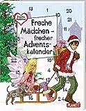 Freche Mädchen – frecher Adventskalender:   24 Geschichten und Türchen zum Öffnen (Freche Mädchen – freche Bücher!, Band 50435)