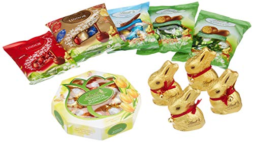 Lindt Schokoladen Oster Set, 894 g