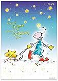 Oups Adventkalender 2019: Mögen alle Träume deines Herzens in Erfüllung gehen.