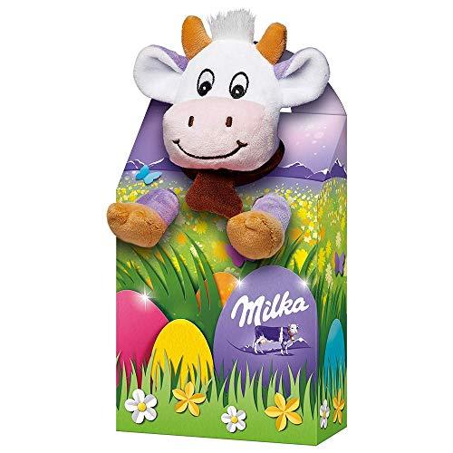 Milka Plüschtier Magic Mix 1 x 96g,Mischung aus...