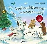 Weihnachtszauber im Winterwald: Weihnachtsgeschichte für Kinder ab 3