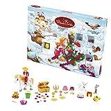 Theo Klein 5116 5116-Princess Coralie Adventskalender, Spielzeug, Hellbau