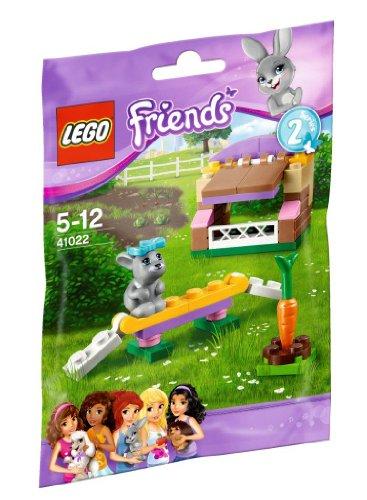 Lego 41022 Friends Hasenhaus