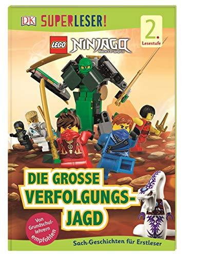 SUPERLESER! LEGO® NINJAGO® Die große...