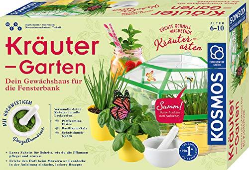 KOSMOS 632090 - Kräuter-Garten, Züchte duftende...