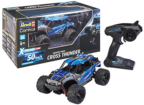 Revell Control 24831 X-Treme schneller RC Truggy...