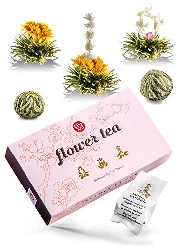 Teeblumen das Geburtstagsgeschenk für Frauen in...