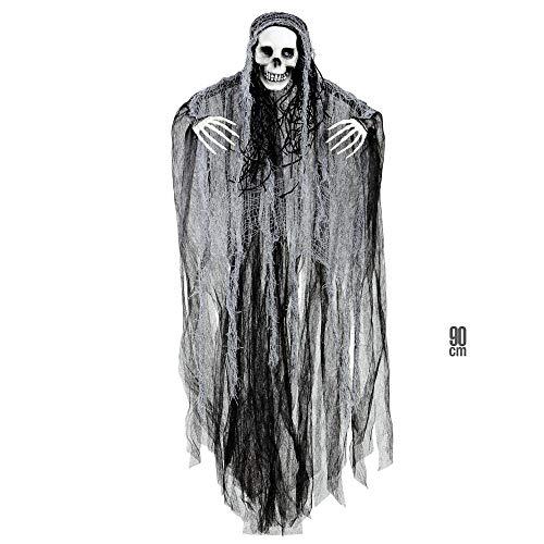 Widmann 01383 Grim Reaper, 90cm, Schwarz
