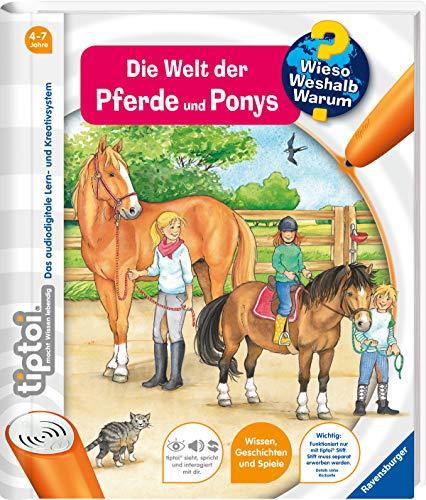 Ravensburger tiptoi Band 13 - Die Welt der Pferde...
