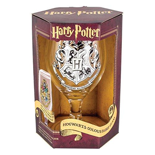 Paladone Harry Potter Hogwarts Farbwechsel-Glas