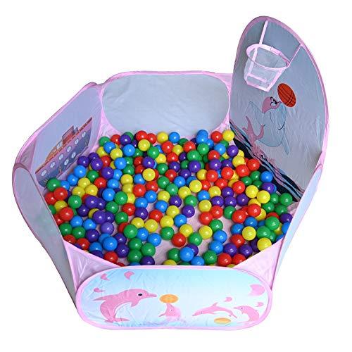 Kiddy-Fux Set - 700 Stück Bälle mit Bällebad...
