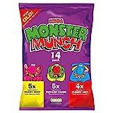 Wanderer Monster Munch - Sorte (12X22G)