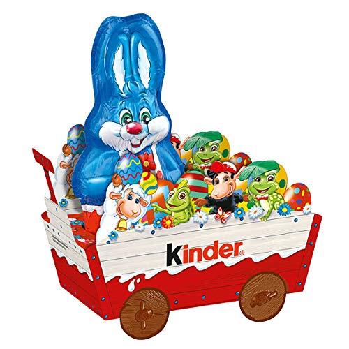Ferrero Kinder Mix Bollerwagen mit Hohlfigur und...