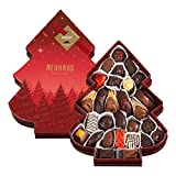 Neuhaus Weihnachts Tannenbaum Box Rot, 351 g