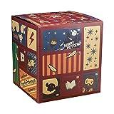 Paladone PP6239HP Harry Potter Adventskalender Würfel mit 24 Geschenken Weihnachten Countdown Spielzeug