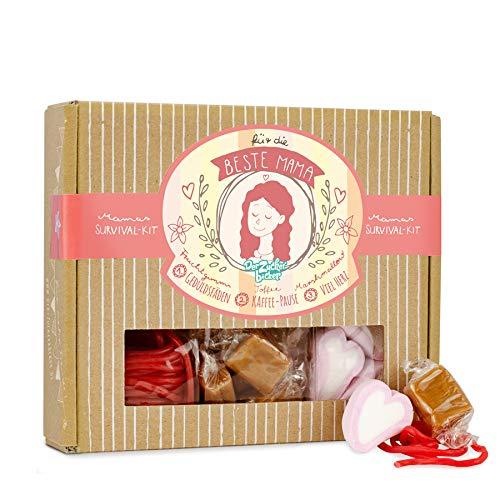 Mamas Survival Kit - Süßigkeiten Geschenkbox...