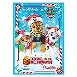 Paw Patrol Adventskalender mit leckeren Milch-Schokotäfelchen (Howl For The Holidays)