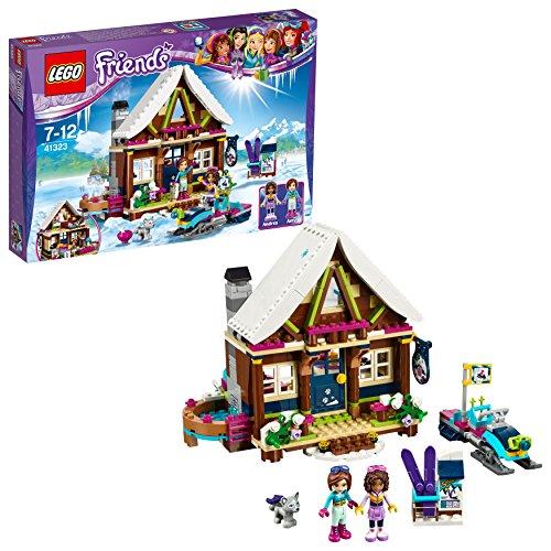 Lego Friends 41323 - 'Chalet im Wintersportort...