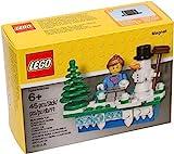LEGO - Weihnachten Magnet, 853663