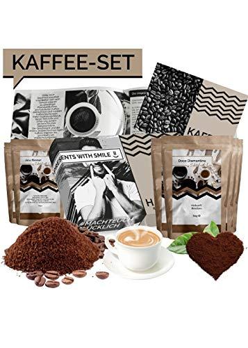 Kaffee Geschenkset Kaffee Geschenkbox   5x60g...