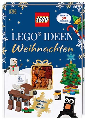 LEGO® Ideen Weihnachten: Mehr als 50 Bauideen....