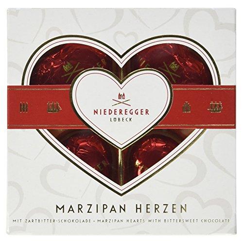 Niederegger Marzipan Herzen, 50 g