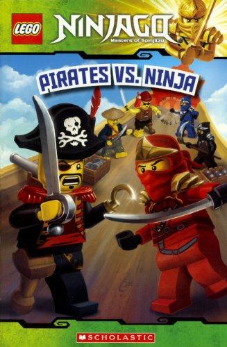 LEGO NINJAGO PIRATES VS NINJA (Ninjago, Masters of...