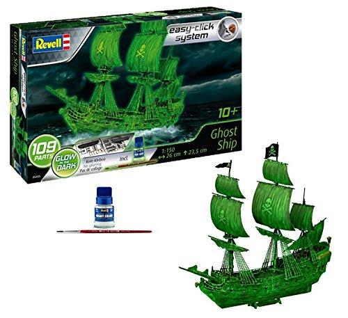 Revell 05435 Geisterschiff mit Nachtleuchtfarbe,...
