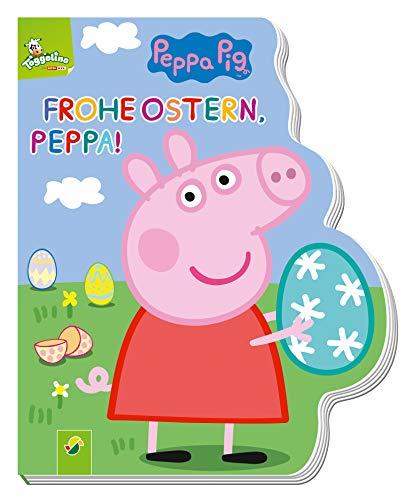Frohe Ostern, Peppa! - Peppa Pig: Pappbilderbuch...