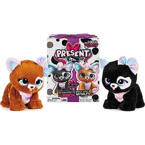 Present Pets Interaktiver Plüschhund Rainbow...